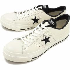 コンバース ワンスター J ホワイト/ブラック CONVERSE ONE STAR J 32346510