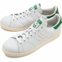 アディダス オリジナルス スタンスミス adidas Originals STAN SMITH ランニングホワイト/ランニングホワイト/グリーン S75074