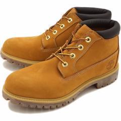 20%OFF ティンバーランド メンズ ブーツ アイコン ウォータープルーフ チャッカブーツTimberland Wheat Nubuck [23061 SS16]