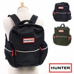 【即納】ハンター HUNTER オリジナル トップクリップ ミニ バックパック ナイロン リュック バッグ ブラック (UBB6018ACD-BLK FW18)