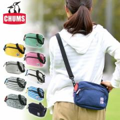 チャムス/CHUMS/ショルダーバッグ/スウェット/Shoulder Pouch Sweat/CH60-0627/メンズ/レディース/B6/人気/旅行/かわいい