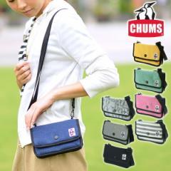 チャムス/CHUMS/ミニポーチ/ショルダーポーチ/スウェット/Mini Pouch Sweat/CH60-0727/「ゆうパケット便可能」 メンズ/レディース/人気/