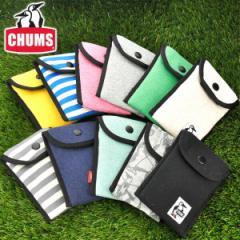 チャムス/CHUMS/デジカメケース/スマホケース/スウェット/Long Snap Case Sweat/CH60-0728/「ゆうパケット便可能」 メンズ/レディース/人
