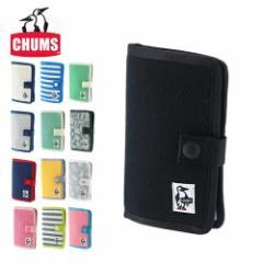 チャムス/CHUMS/スマホケース/携帯ケース/スウェット/Notebook Style Mobile Case Sweat/CH60-2361/「ゆうパケット便可能」 メンズ/レデ