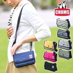チャムス/CHUMS/ポーチ/ショルダーポーチ/スウェット/Mini Pouch Sweat/ch60-0727/「ゆうパケット便可能」 メンズ/レディース/人気