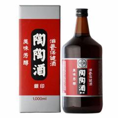 陶陶酒 銀印 甘口 12度 1000ml