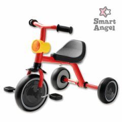 SmartAngel)三輪車funny3(レッド)[送料無料][西松屋]