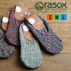 (ラソックス) rasox 靴下 ソックス フットカバー ...