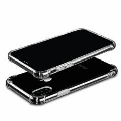 【送料無料】iPhoneX【アイホン テン】専用ソフトケース TPU保護ケース・カバー 耐衝撃 クリアケース