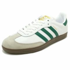 adidas アディダス サンバOG ホワイト/グリーン
