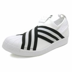 adidas アディダス スーパースタースリッポンW ホワイト