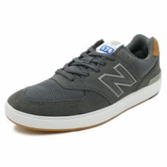 NEW BALANCE AM574 BRN【ニューバランス AM574BRN】gray(グレー)NB AM574-BRN 18FW
