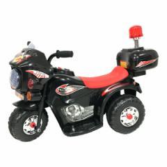 電動乗用バイクLQ ホワイト レッド ブラック 乗用玩具 乗用おもちゃ 乗り物 おもちゃ 充電式 ミニバイク ポケバイ ギフト(代引不可)【送