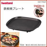 IWATANI 鉄板焼プレート CB-P-PNAF