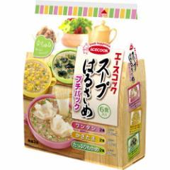 【ケース販売】スープはるさめ プチパック 6食入×10個 エースコック