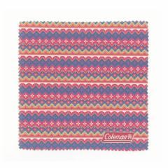 コールマン COLEMAN サングラス・メガネ拭き クロス Cleaning cloth フェスウェーブピンク CCE03-2