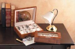 木製時計収納ケース 189963【送料無料】