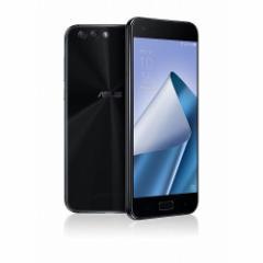 ASUS JAPAN ZenFone 4 series ミッドナイトブラック 5.5 FHD 1920x1080 Android 7.1.1 LTE対応 指紋センサー ZE554KL-BK64S6