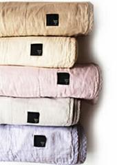 5重ガーゼケットキルト シングルサイズ エコテックス Fabric Plus【日本製】【送料無料】