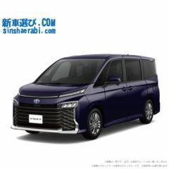 """《新車 トヨタ ヴォクシー 2000 2WD X """"C パッケージ"""" 8人乗り 》 こちらの新車にはアルパインBIG-X 11型ナビ・11.4型リアモニター・ナ"""