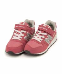 ニューバランス ランニングシューズ スニーカー 女の子 男の子 キッズ 子供靴 KV996 new balance 173996 ピンク