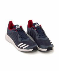 アディダス スニーカー 男の子 キッズ 子供靴 キッズ フォルタラン K adidas BY1901 カレッジネイビー/R/スカーレット