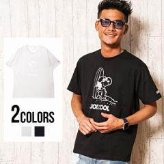 SB select シルバーバレットセレクト サーフ スヌーピー 箔プリント クルーネック 半袖 Tシャツ 全2色 即日配送 メンズ ロゴ プリント