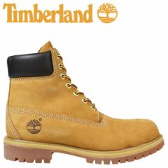 ティンバーランド ブーツ メンズ レディース 6インチ Timberland 6INCH PREMIUM WATERPROOF BOOTS 10073 防水 [1/20 追加入荷]