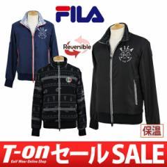 【30%OFFセール】ブルゾン メンズ フィラ ゴルフ FILA GOLF 2017 秋冬 ゴルフウェア