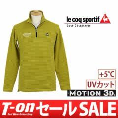 【30%OFFセール】ポロシャツ メンズ ルコック スポルティフ ゴルフ le coq sportif golf 2017 秋冬 ゴルフウェア