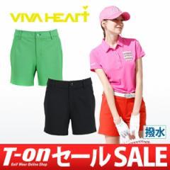 【30%OFFセール】2017 春夏 ビバハート VIVA HEART パンツ ゴルフウェア レディース