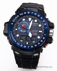 カシオ 腕時計 G-SHOCK (ジーショック)GULFMASTER(ガルフマスター) GWN-1000B-1B (海外モデル) 電波ソーラー