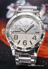 NIXON ニクソン 腕時計 スターウォーズコレクション フィフティーワンサーティー ファズマ/シルバー A172SW2445