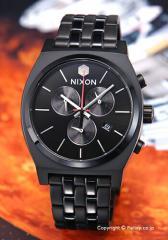 ニクソン NIXON 腕時計 タイムテラー クロノ スターウォーズコレクション カイロ ブラック A972SW2444