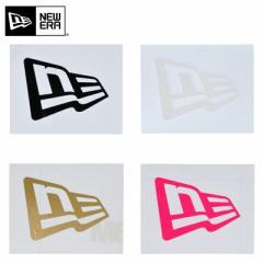 父の日 メーカー取次 NEW ERA ニューエラ Die-cut Flag Logo ステッカー Small