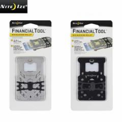 NITE IZE ナイトアイズ FINANCIAL TOOL RFIDブロック WALLET