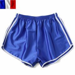 実物 新品 フランス軍トレーニングショーツ