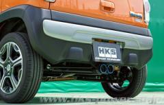 HKS クールスタイル スズキ ハスラー ターボ車 MR31S用(31028-AS004)【JQR認定品】