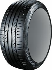 Continental Conti Sport Contact5 Seal 235/40R18 【2354018tire-rft】