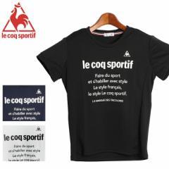ルコック le coq QB-015763 Tシャツ 半袖 トップス ウェア レディース