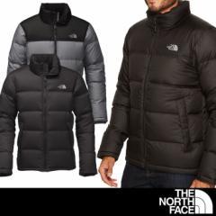 ノースフェイス ダウン ジャケット メンズ The North Face Nuptse Jacket fa06 ブラックTNF Black