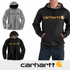 米国正規輸入品 CARHARTT カーハート パーカー メンズ プルオーバー スポーツ ストレッチ パーカー ca02