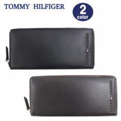 トミーヒルフィガー 長財布 31TL13X015  レザー ...