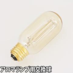 交換用電球 BRUNO ブルーノ ノスタルアロマランプ 専用電球 A インテリアライト テーブルライト アロマライト レトロ 照明