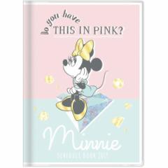 ディズニー 【2018年10月始まり】 2019年 スケジュール帳 手帳 月間A6 DC ミニー S2946904