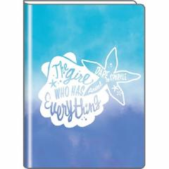 ディズニー 【2018年12月始まり】 2019年 スケジュール帳 B6手帳 リトルマーメイド グラデーション DZ-79515
