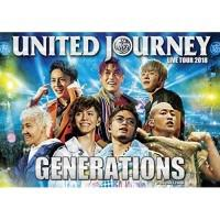 DVD / GENERATIONS from EXILE TRIBE / GENERATIONS LIVE TOUR 2018 UNITED JOURNEY (初回生産限定版)