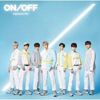 ▼ CD / ONF / ON/OFF-Japanese Ver. (CD+DVD) (初回限定盤A)