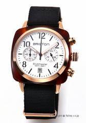 ブリストン BRISTON 腕時計 Clubmaster Chronograph 17140.PRA.T.2.NB