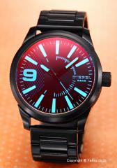 ディーゼル DIESEL 腕時計 メンズ Rasp ブラックポラライザー DZ1844